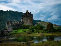 Castelo Scotland de Eilean Donan imagens de stock royalty free