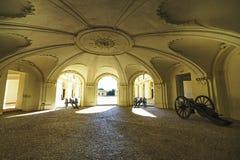 Castelo Slavkov Foto de Stock Royalty Free