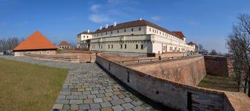 Castelo Spilberk Fotos de Stock Royalty Free