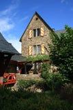 Castelo Thurandt, Alemanha Imagem de Stock Royalty Free
