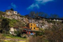 Castelo turco em Ancara Imagens de Stock Royalty Free