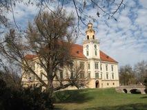 Castelo Valpovo Foto de Stock