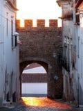 Castelo velho Fotos de Stock