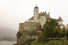 Castelo velho Imagens de Stock Royalty Free