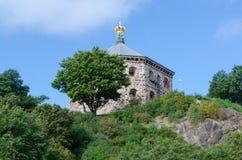 Castelo velho em Gothenburg fotografia de stock royalty free