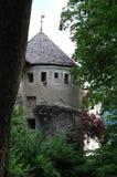 Castelo velho em Lienz Imagens de Stock Royalty Free