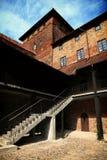 Castelo velho Nidzica de Poland Fotos de Stock
