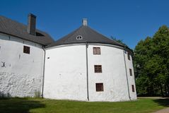 Castelo velho Turku Fotografia de Stock