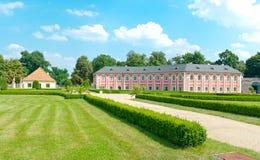 Castelo Veltrusy Imagem de Stock Royalty Free