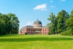 Castelo Veltrusy Imagem de Stock