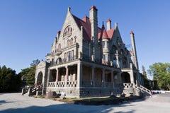 Castelo Victoria Canadá de Craigdarroch Foto de Stock Royalty Free