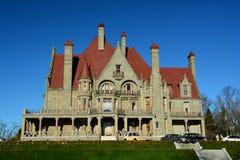 Castelo Victoria de Craigdarroch BC, Canadá Foto de Stock Royalty Free