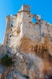 Castelo Zuheros Fotografia de Stock Royalty Free