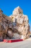 Castelo Zuheros Foto de Stock Royalty Free