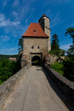 Castelo Zvikov Fotografia de Stock