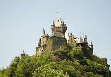 Castelos de Alemanha do sul fotos de stock