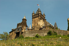 Castelos de Alemanha do sul fotografia de stock