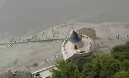 Castelos de Loire em França Foto de Stock