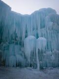 Castelos do gelo Imagem de Stock
