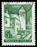 Castelos e fortaleza Imagem de Stock