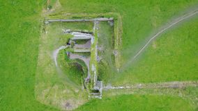 Castelos na Irlanda Foto de Stock