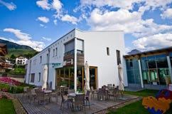 Castelrotto - Martins Bar Royalty Free Stock Photo