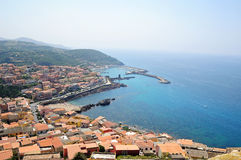 Castelsardo Royalty Free Stock Photos