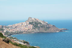CastelSardo Royalty Free Stock Photo