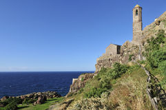 Castelsardo Cathedral, Sardinia, Italy Royalty Free Stock Photo