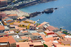 Castelsardo - Italy Royalty Free Stock Photos