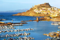 Castelsardo, Sardegna Fotografie Stock
