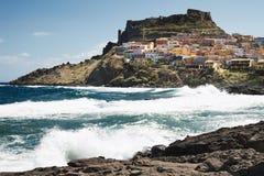 Castelsardo, Sardinia Royalty Free Stock Image