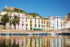 Castelsardo, Sardinia Royalty Free Stock Images