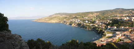 Castelsardo - Sardinia, Italy Stock Photo