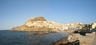 Castelsardo - Sardinia, Italy Royalty Free Stock Photo