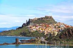 Castelsardo, Sardinia, Italy Stock Photo