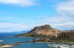 Castelsardo, Sardinia, Italy Royalty Free Stock Photo