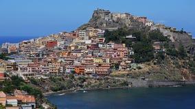 Castelsardo , Sardinia Royalty Free Stock Images
