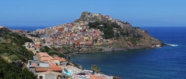 Castelsardo , Sardinia Stock Photo
