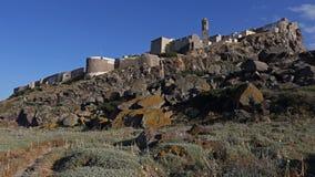 Castelsardo , Sardinia Stock Image