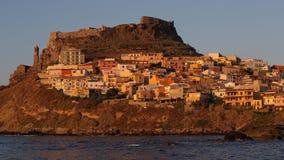 Castelsardo , Sardinia Stock Images