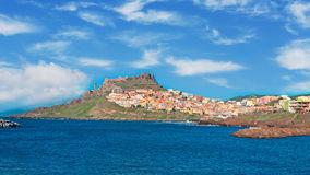 Castelsardo water Stock Photo