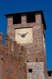 castelvecchio维罗纳 免版税库存照片