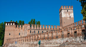 Castelvecchio Royalty Free Stock Photos