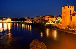 Castelvecchio Imagens de Stock Royalty Free