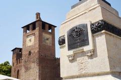 Castelvecchio Стоковые Изображения