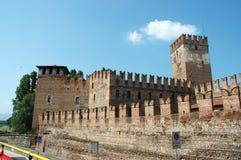 Castelvecchio Stock Image