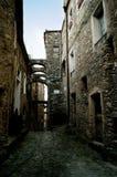 Castelvecchio Di Rocca Barbena Στοκ Εικόνες