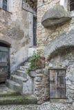 In Castelvecchio di Rocca Barbena Royalty Free Stock Photo