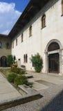 castelvecchio italy verona Royaltyfri Fotografi